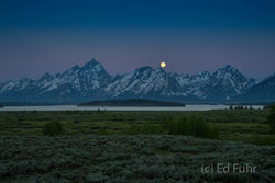 Tetons June 2017