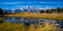 Grand Teton Fall 2016