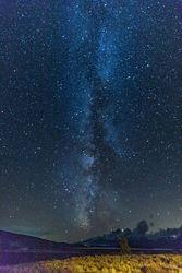 Milky Perspective