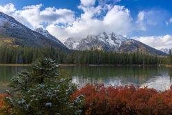 String Lake in Autumn