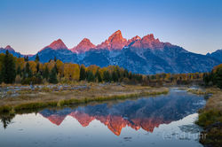 grand teton, fall, autumn, 2016, foliage, Tetons