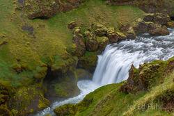 Skoga Falls