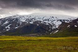 Snaefellsjokull View From Rte 570