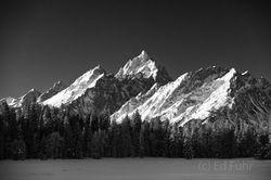 grand teton national park, winter, 2014, , Tetons, Grand Teton