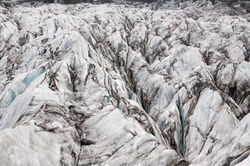 Glacial Fissures