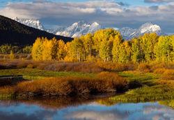 autumn, fall, grand teton national park, 2013, shutdown, Tetons, Grand Teton