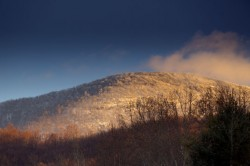 Shenandoah, Shenandoah National Park, photograph, photography, winter, images, photographs of Shenandoah National park, snow