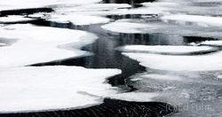 Melting Tenaya Lake