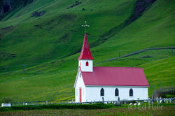 Reynisfjara Church