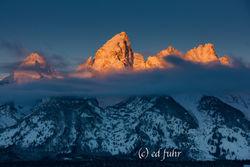 grand Teton national park, winter, , 2014, Tetons, Grand Teton
