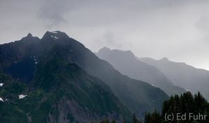 Kenai Fjords National Park and Chugach National Forest