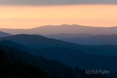 Newfound Gap Ridges