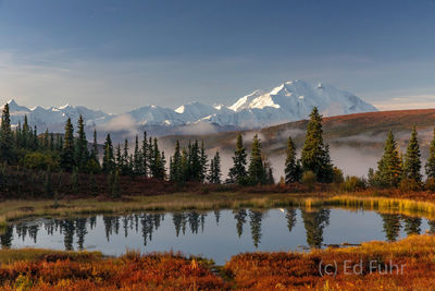 denali national park, photography, images, autumn, fall, mountains, 2019