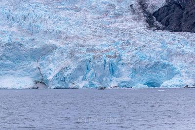 Holgate Glacier Detail