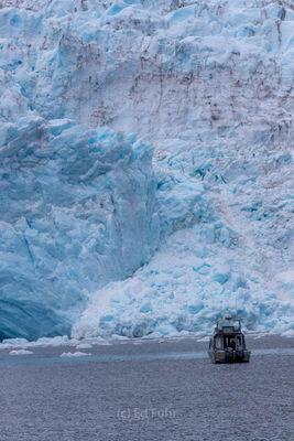 Holgate Glacier Perspective