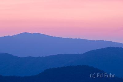 Smoky Mountain Ridgelines