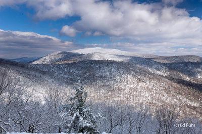 A View of Stony Man Mountain II