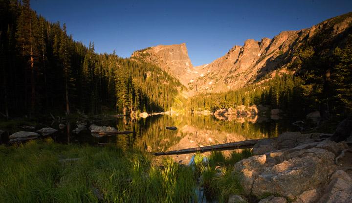 Dream Lake Ii Rmnp Co Ed Fuhr Photography