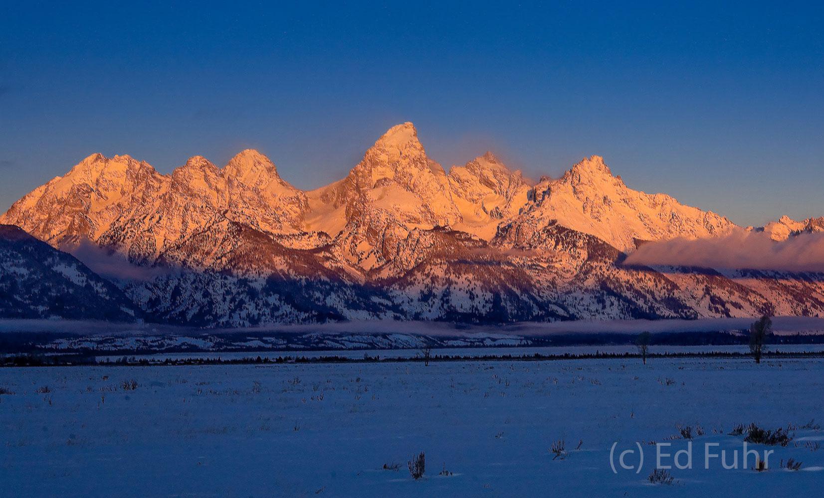 2007 Teton Sunrise II