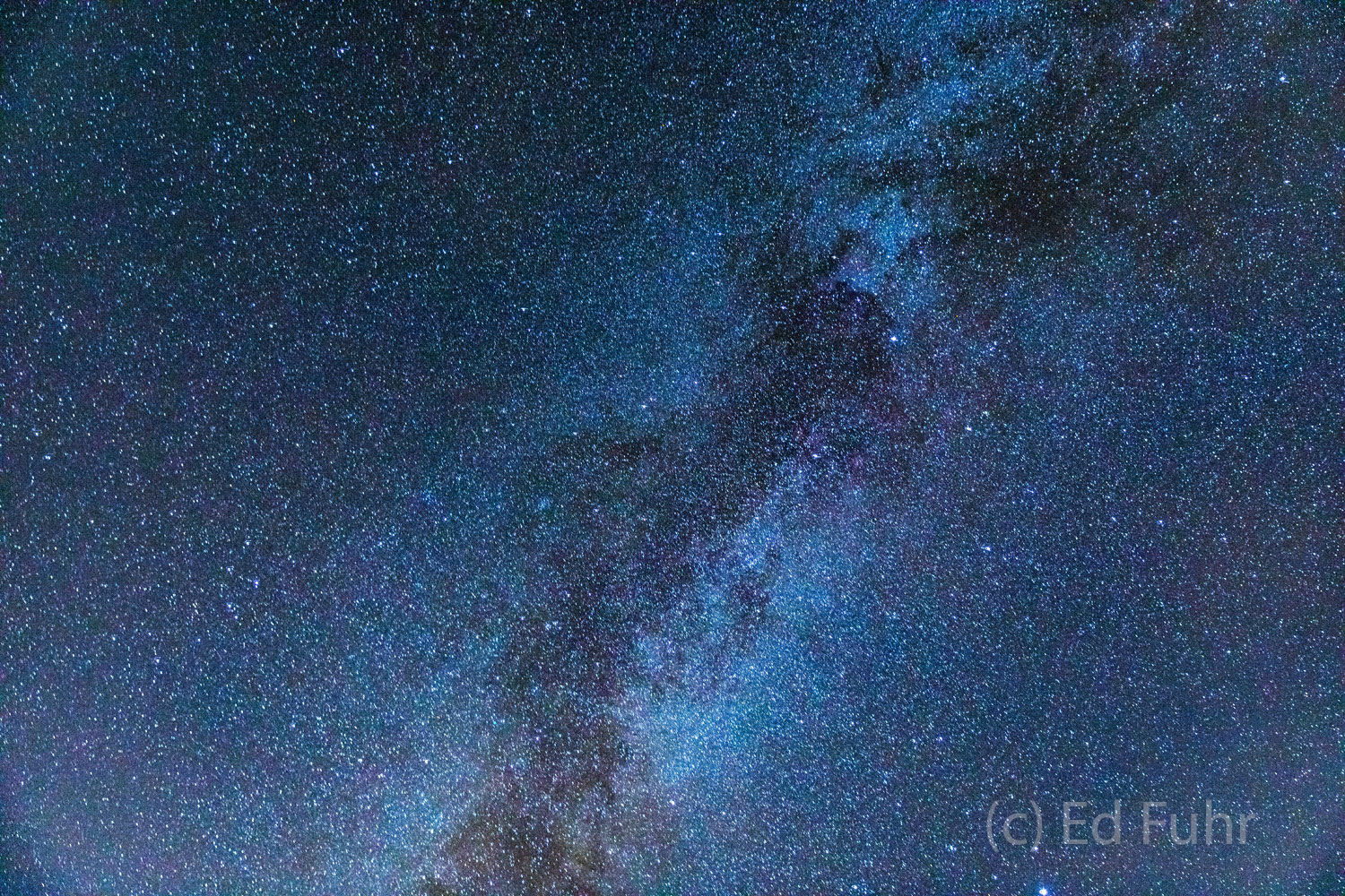 milky way, shenandoah , photo
