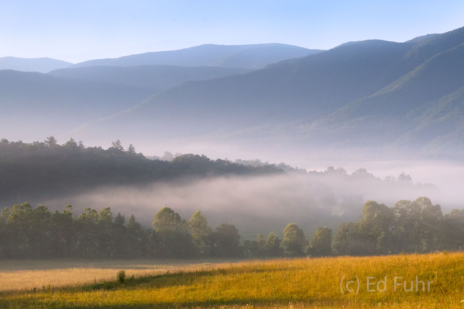 cades cove, loop road,, photo