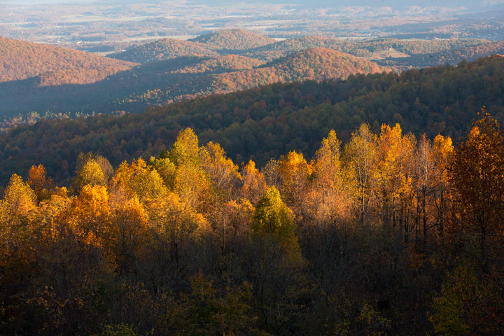 shenandoah national park, autumn, , photo