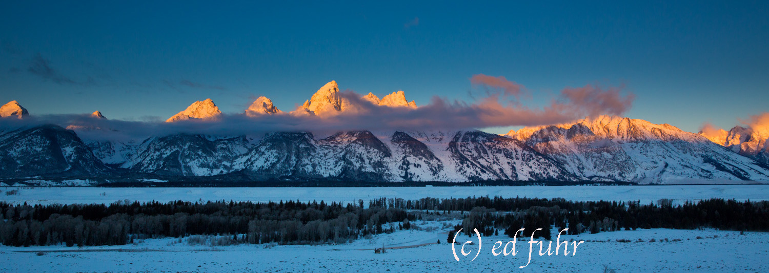 grand Teton national park, winter, , 2014, Tetons, Grand Teton