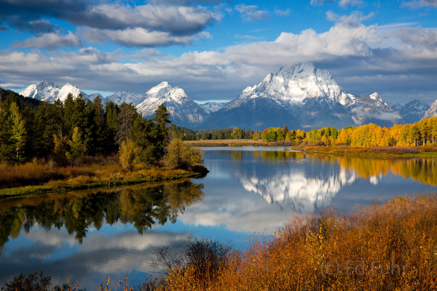 autumn, fall, grand teton national park, 2013, shutdown, photo