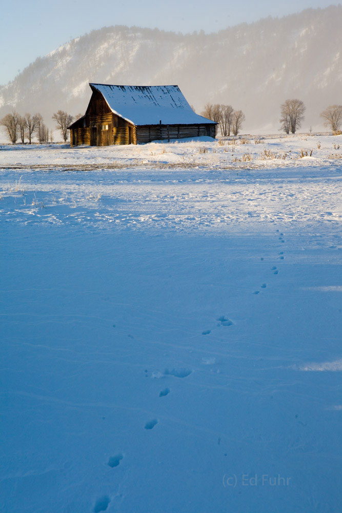 Tetons, Grand Teton, photo