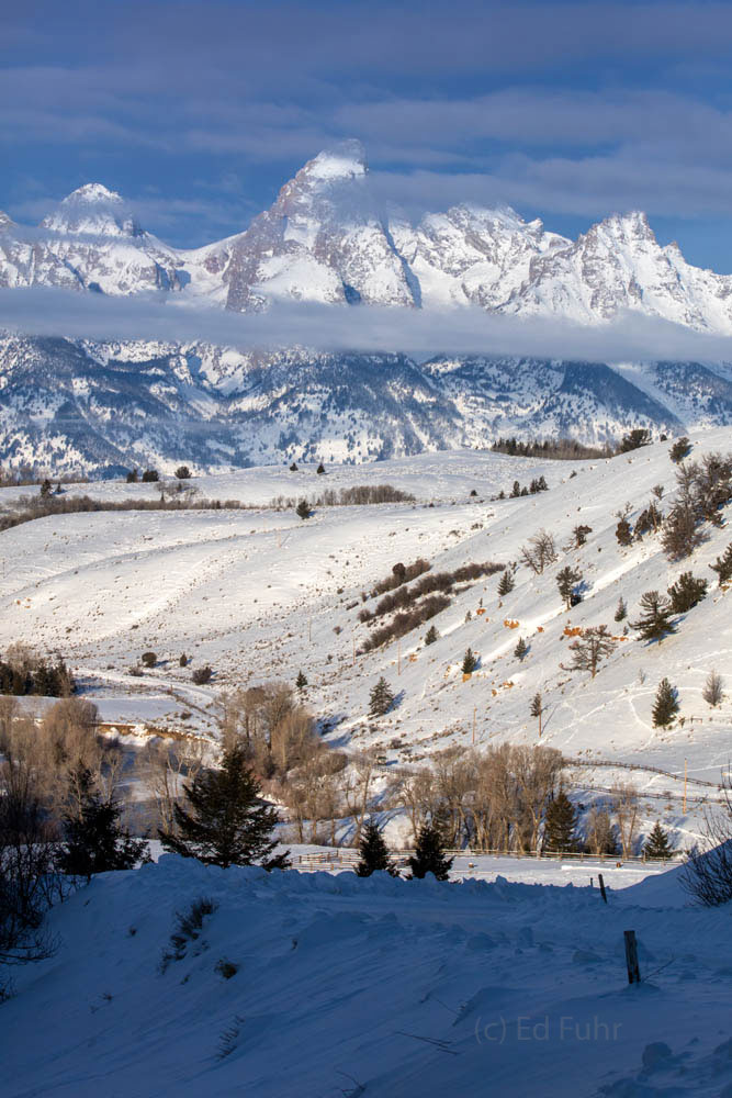 Gros Ventre, winter, 2016, grand teton, photograph, Tetons, photo