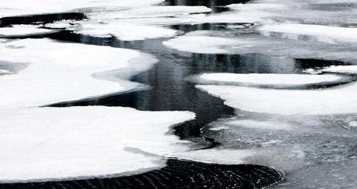 tenaya lake, yosemite, ice, photo